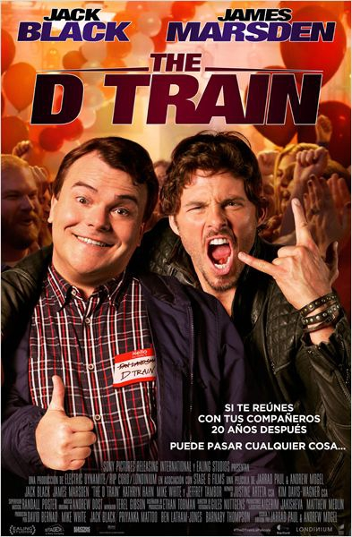 The D-Train (2015)