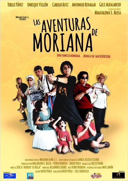Las aventuras de Moriana (2015)