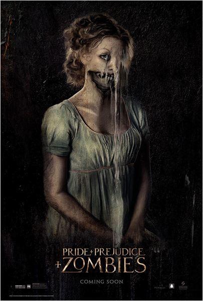 Orgullo y prejuicio y zombis (2016)