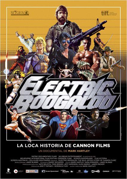 Electric Boogaloo, la loca historia de Cannon Films  (2014)