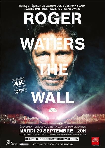 Roger Waters The Wall  (2014)