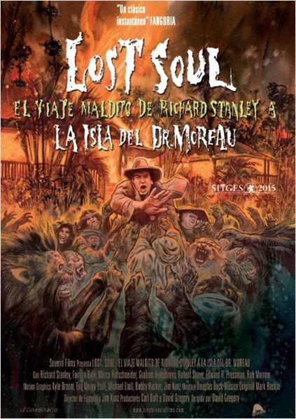 Lost Soul: El viaje maldito de Richard Stanley a la isla del Doctor Moreau  (2014)