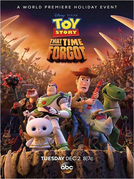 Toy Story: El tiempo perdido (2014)