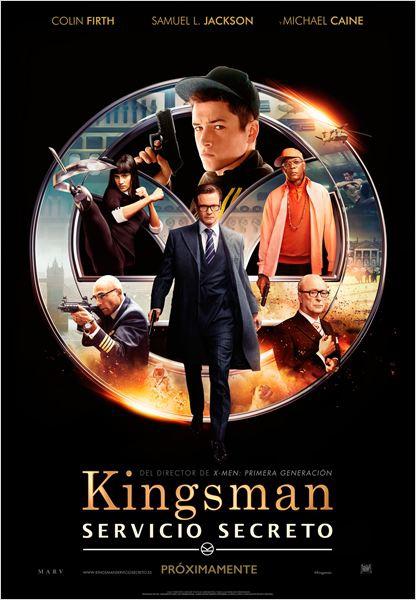 Kingsman Servicio secreto (2015)
