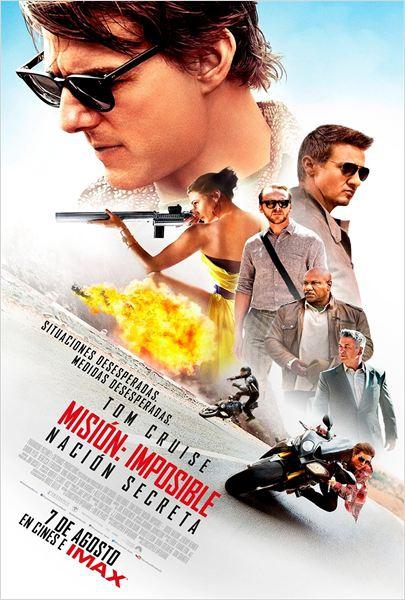 Misión Imposible: Nación secreta (2015)