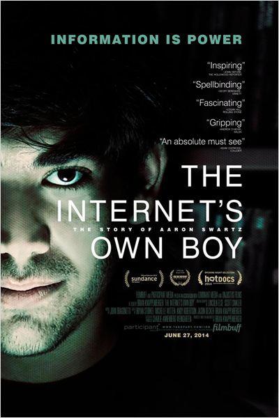 La historia de Aaron Swartz. El chico de Internet (2014)