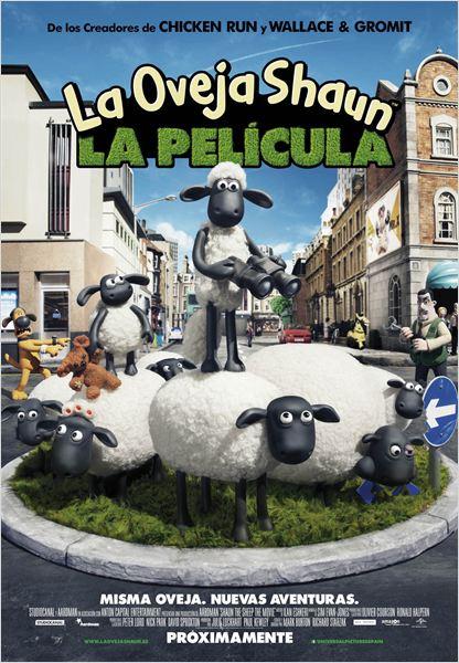 La oveja Shaun (2015)