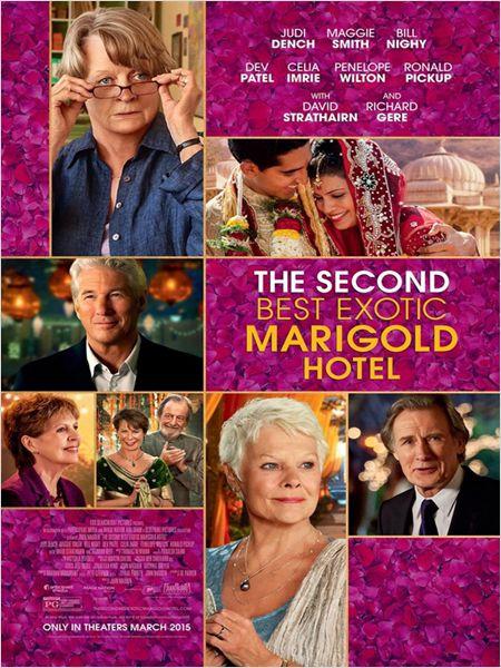 El nuevo exótico Hotel Marigold (2015)