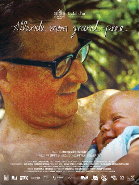Allende, mi abuelo Allende  (2014)