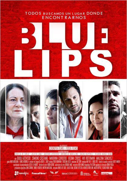Blue Lips  ()2014