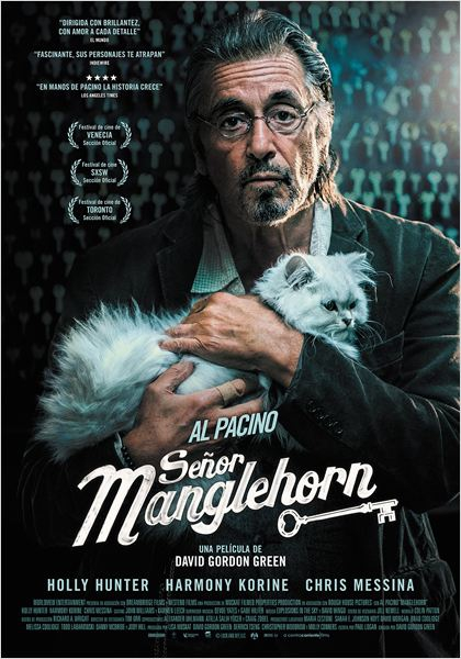 Señor Manglehorn (2014)