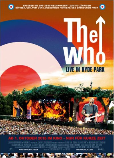 The Who: Live In Hyde Park (2015)