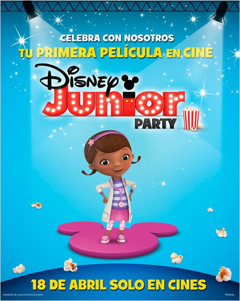 Disney Junior Party (2015)