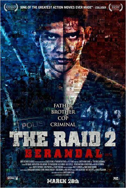 The Raid 2  (2014)