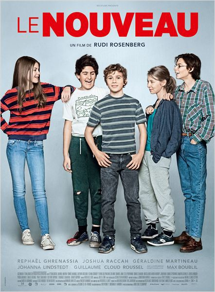 The New Kid (Le Nouveau) (2015)