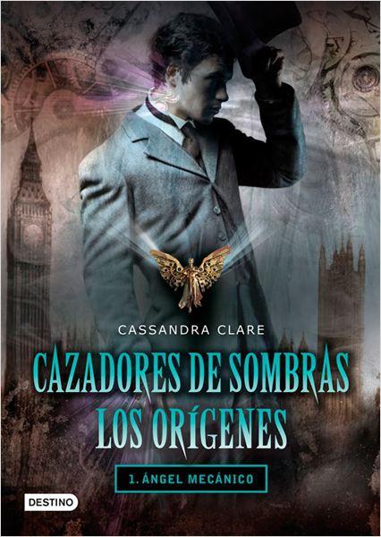 Cazadores de sombras: Los orígenes - Ángel mecánico (2015)