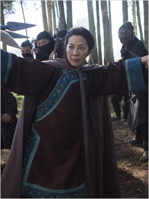 Crouching Tiger, Hidden Dragon: The Green Legend (2015)
