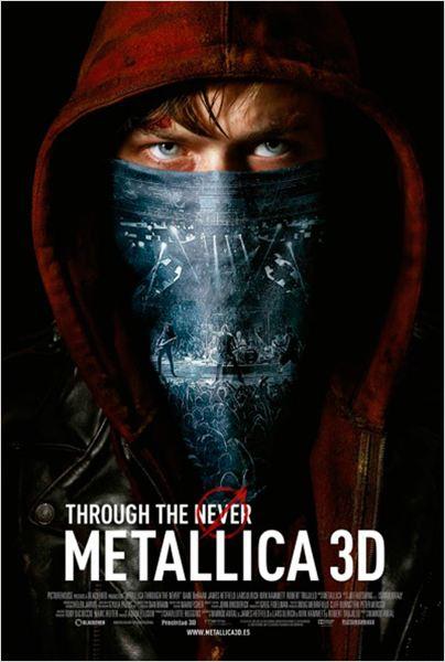Metallica 3D. Through the Never  (2013)