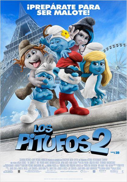 Los Pitufos  (2013)