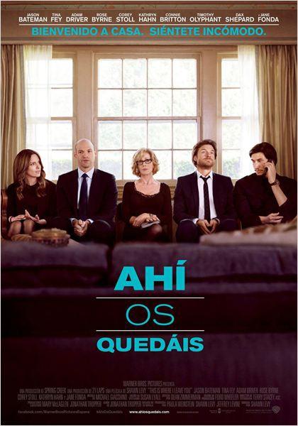 Ahí os quedáis (2014)