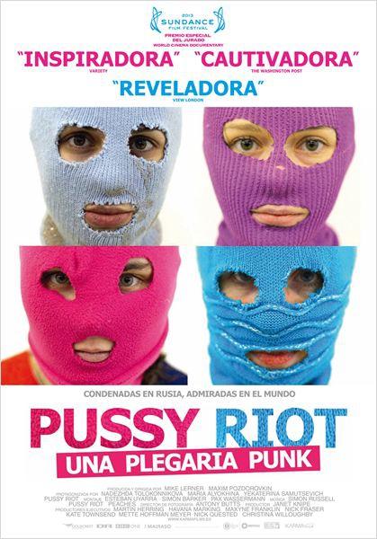 Pussy Riot: Una plegaria punk (2013)