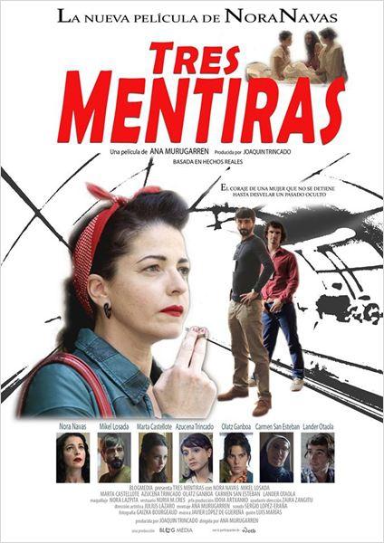 Tres mentiras (2013)