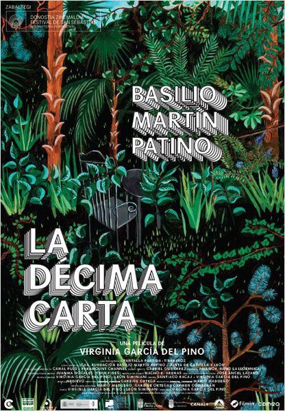 Basilio Martín Patino. La décima carta  (2014)