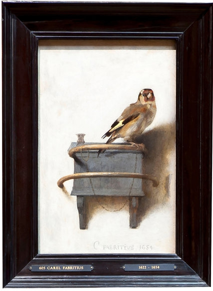 The Goldfinch  (2014)