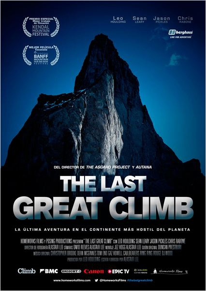 The Last Great Climb (2014)