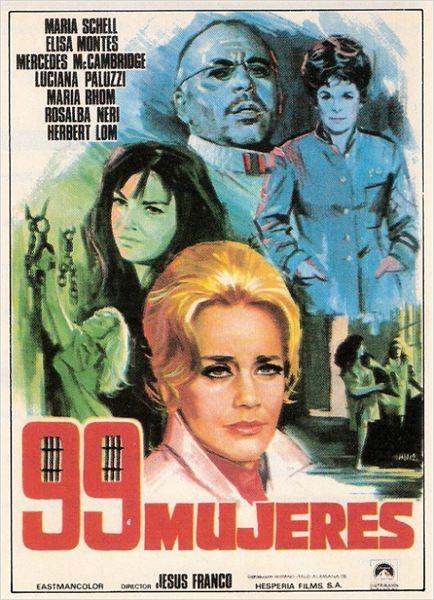 99 mujeres (1969)