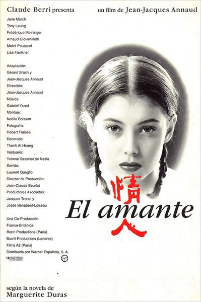 El amante  (1991)