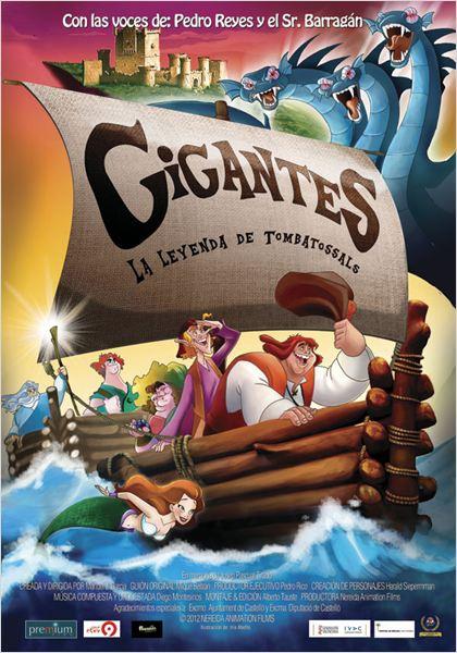 Gigantes. La leyenda de Tombatossals (2013)