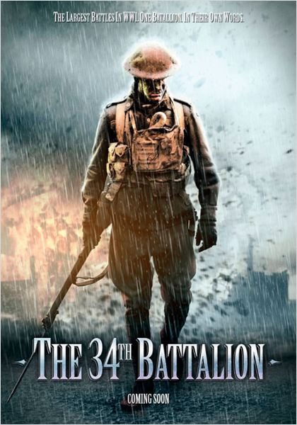 The 34th Battalion (2013)