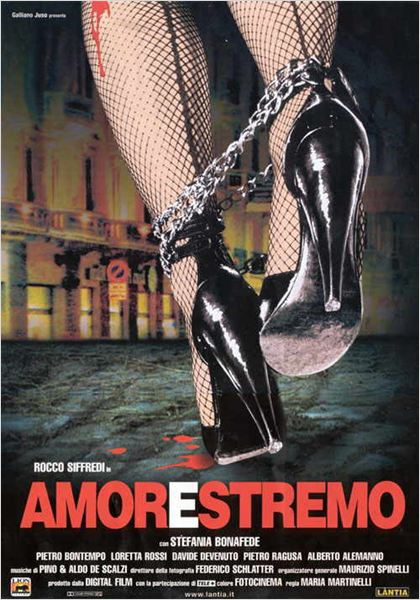 Amorestremo (2001)