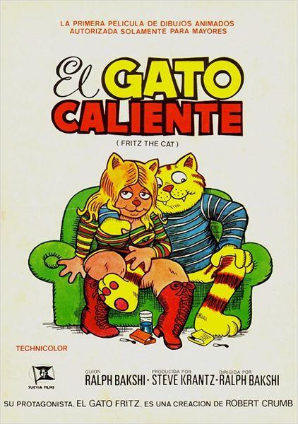 El gato caliente (1972)