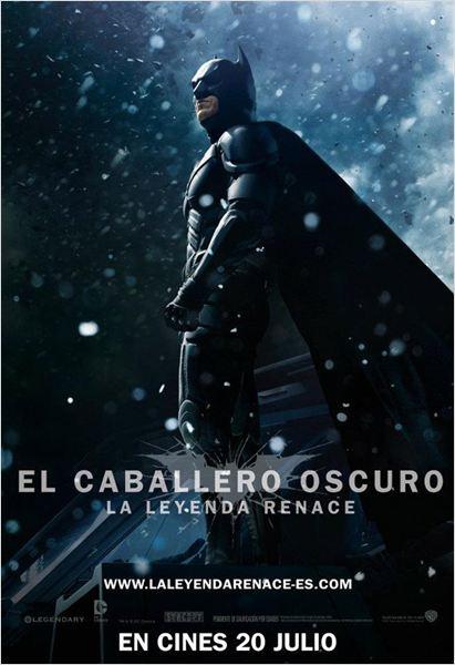 El caballero oscuro. La leyenda renace (2012)