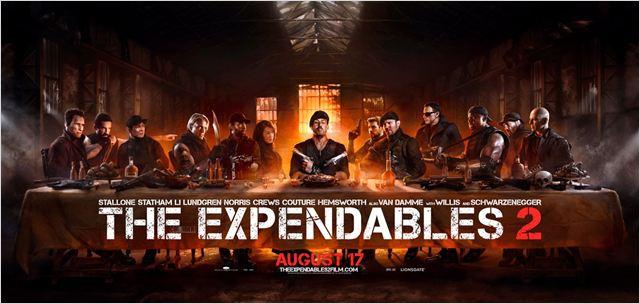 Los mercenarios 2 (2012)
