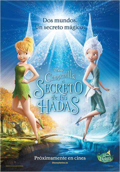 Campanilla. El secreto de las hadas (2012)