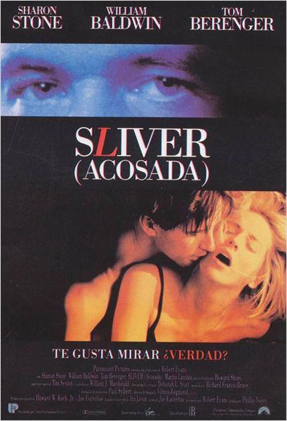 Sliver (Acosada)  (1993)