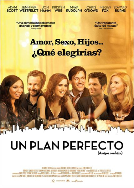 Un plan perfecto (2014)