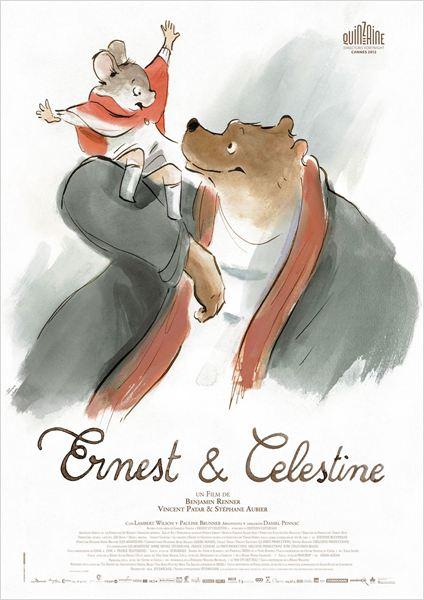 Ernest & Célestine (2013)