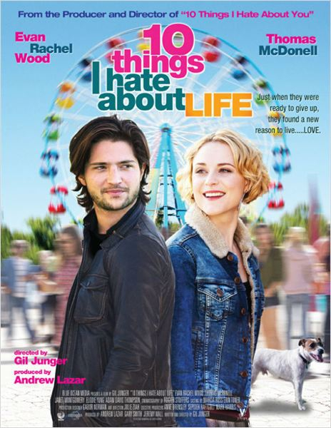 10 Things I Hate About Life (2012)