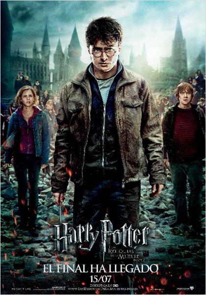 Harry Potter y las reliquias de la muerte: Parte 2  (2011)