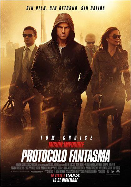 Misión: Imposible. Protocolo fantasma  (2011)
