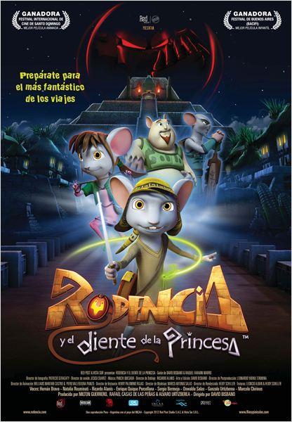 Rodencia y el diente de la princesa (2015)