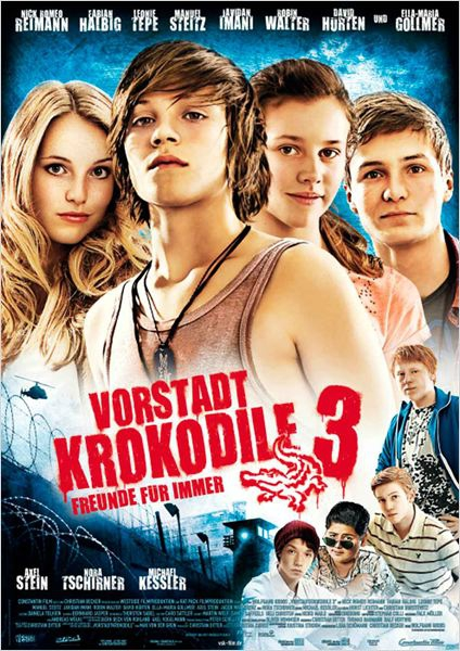 Los cocodrilos 3  (2011)