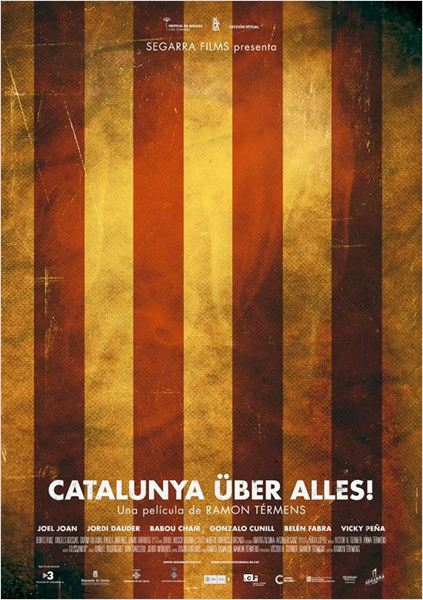 Catalunya Über Alles!  (2011)