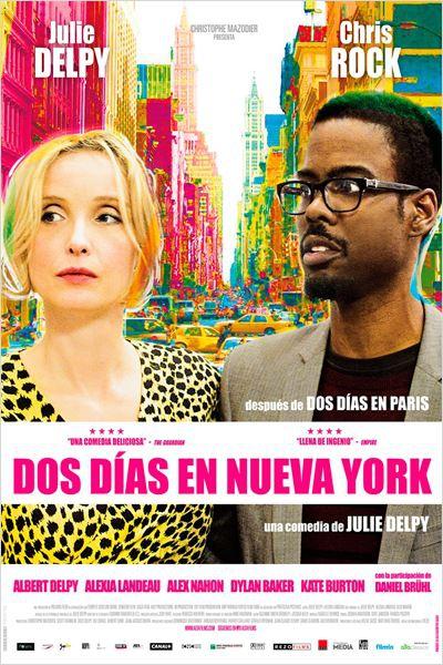 Dos días en Nueva York (2013)