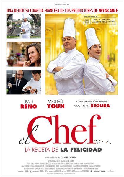 El chef, la receta de la felicidad  (2011)