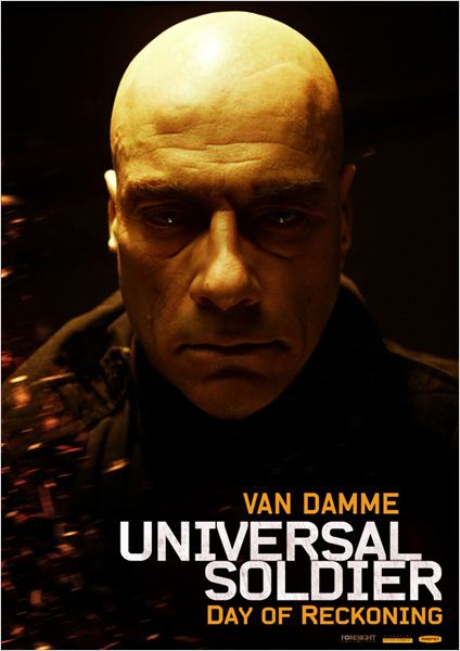 Universal Soldier : Day of Reckoning (2012)
